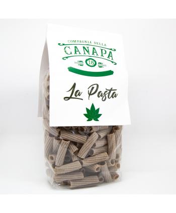 Rigatoni - Pasta di Canapa