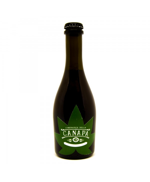 Birra alla Canapa GIOJA